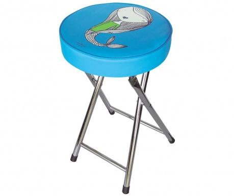 Сгъваем стол Mermaid Blue