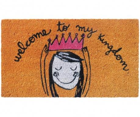 Входна изтривалка My Kingdom Orange 40x70 см