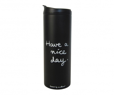 Termos Nice Day Black 400 ml