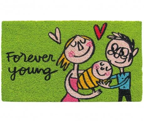 Входна изтривалка Forever Young 40x70 см