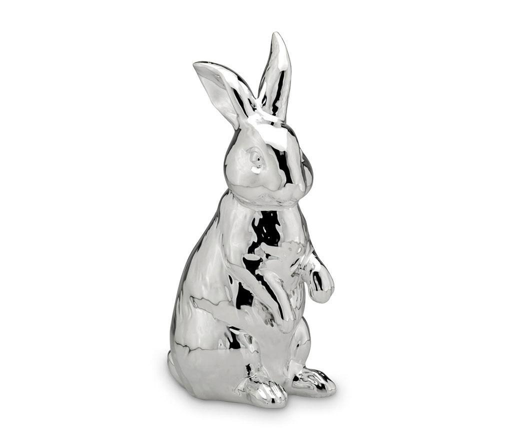Decoratiune Standing Rabbit Height