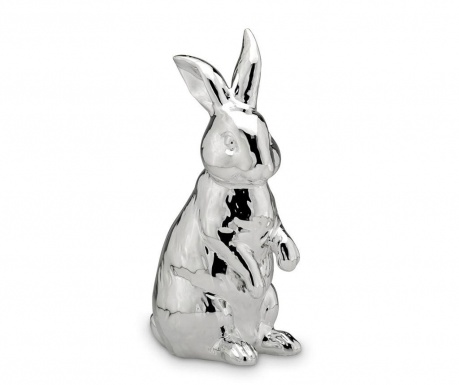 Decoratiune Standing Rabbit Height