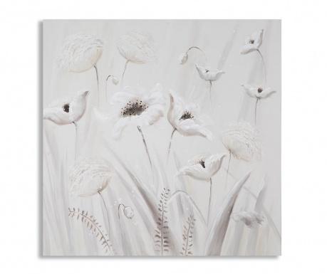 Картина Poppies 80x80 см
