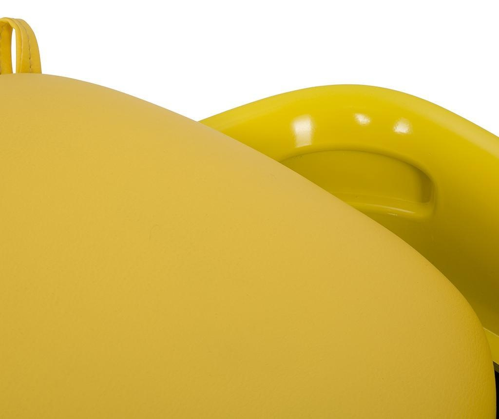 Tabure Modern Look Yellow