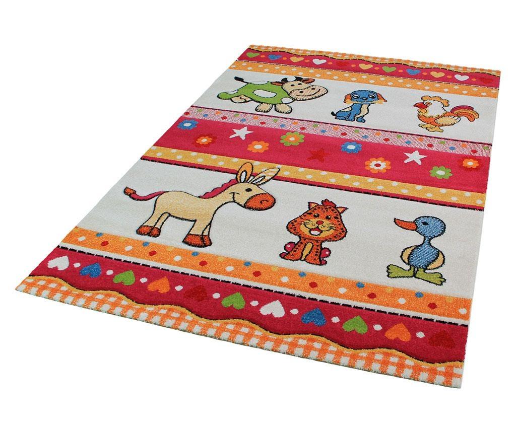 Covor Farm Multicolor 200x290 cm