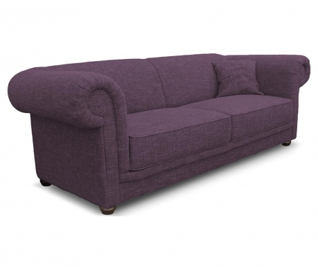 Kanapa trzyosobowa Aubusson Lavender