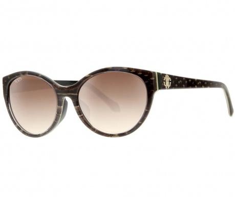 Roberto Cavalli Oval Simple Brown Női napszemüveg