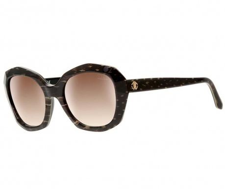 Okulary przeciwsłoneczne damskie Roberto Cavalli Oval Pattern