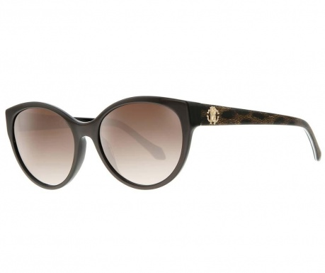 Ženske sunčane naočale Roberto Cavalli Oval Brown