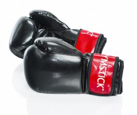 Боксови ръкавици Rio Black and Red