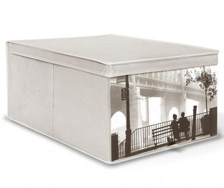 Shranjevalna škatla s pokrovom Lovers
