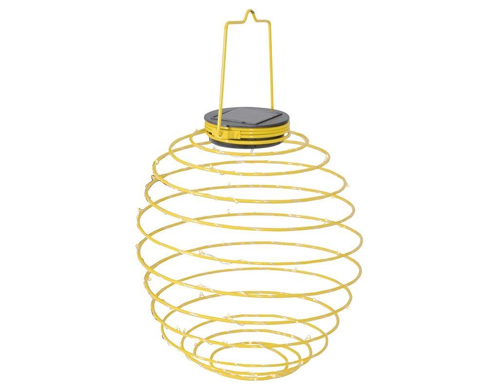 Lampa solara Round Yellow