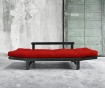 Sofa extensibila Beat Black and Red