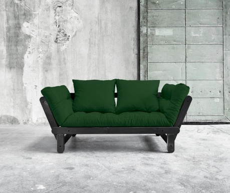 Sofa extensibila Beat Black and Botella