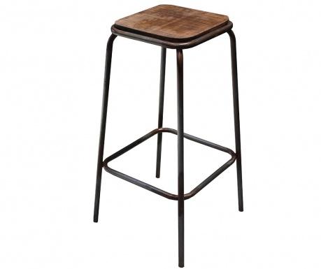 Barová židle Loft Brown