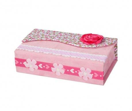 Škatla s pokrovom za šivalni pribor Beau
