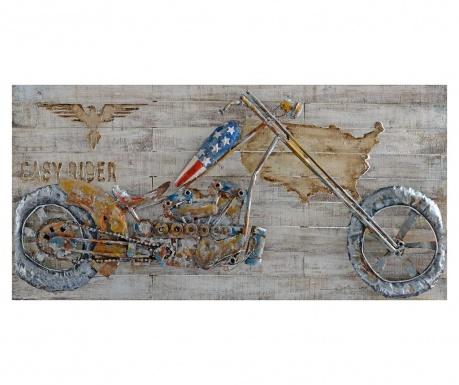 Картина Easy Rider 70x140 см