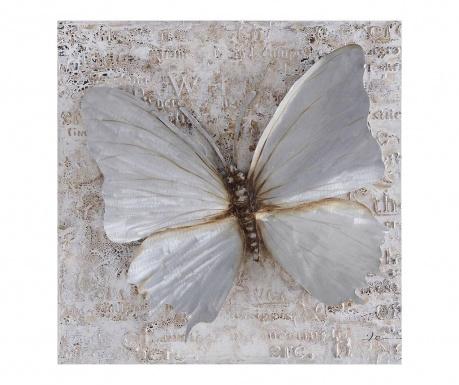 Butterflie Kép 80x80 cm