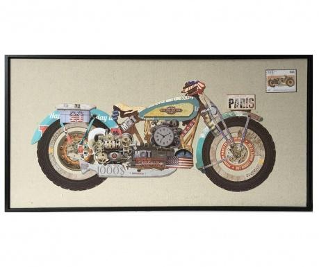 Motorcycle Kép 42x82 cm