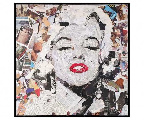 Картина Marilyn 82x82 см