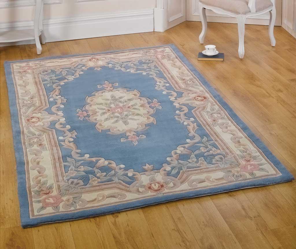 Preproga Aubusson Blue 75x150 cm