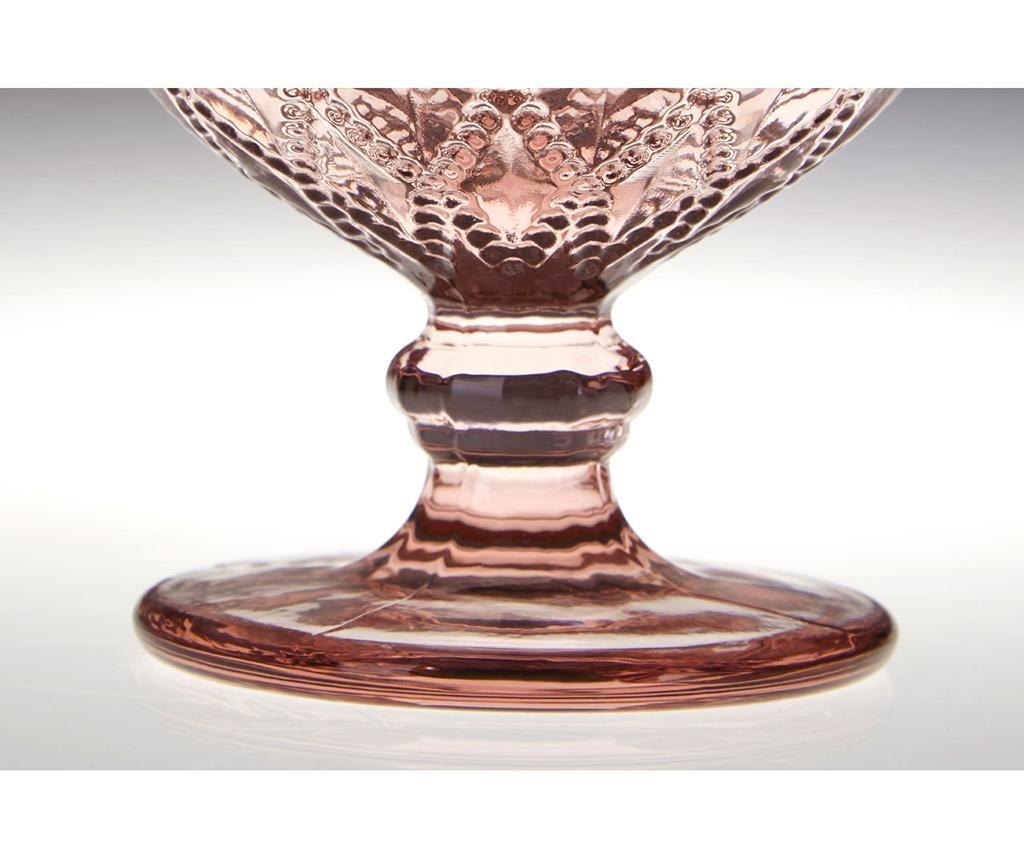 Fleur Pink 2 db Desszertes kehely 250 ml