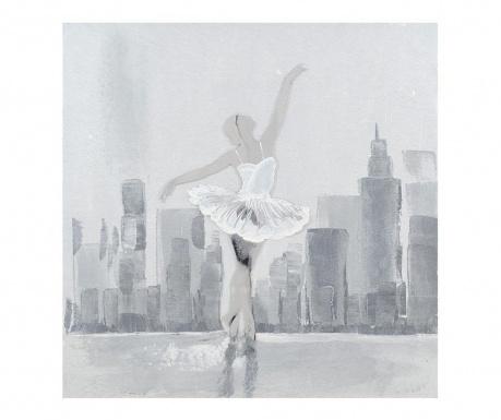 Slika City Ballerina 80x80 cm