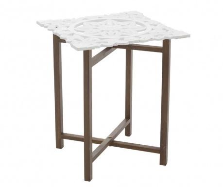 Cercle White Asztalka