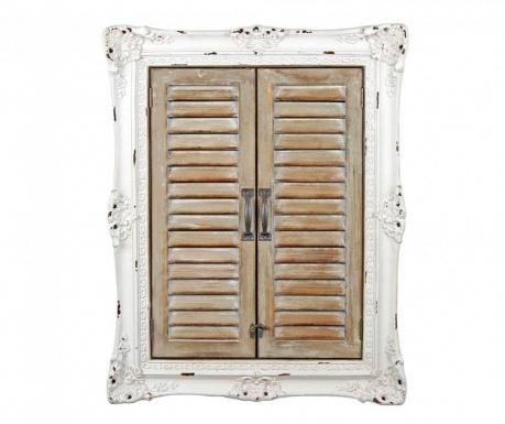 Shutter Doors Kabinet szekrény