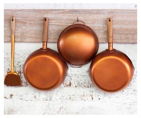 Протектор от пръски за газов котлон Copper Pans
