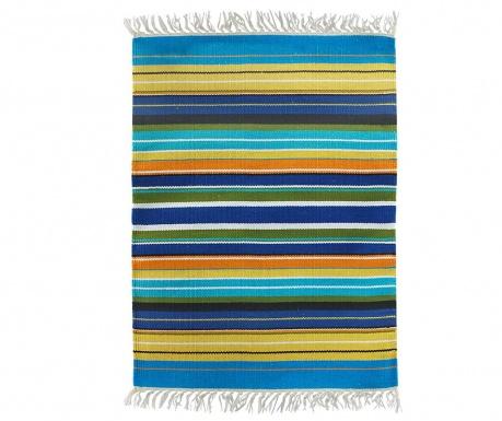 Covor tip pres Infinity Blue 60x90 cm