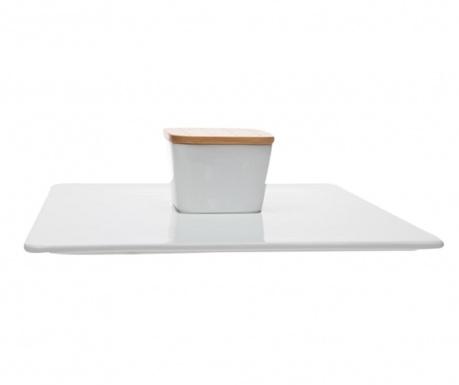 Комплект купа с капак и плато Honshu