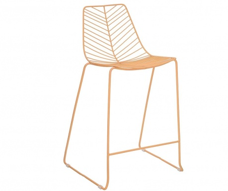 Barová židle Shirin Orange