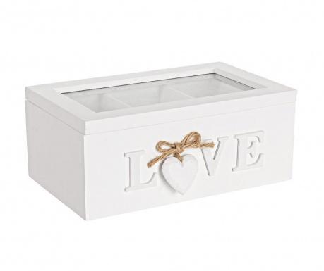 Кутия с капак First Love