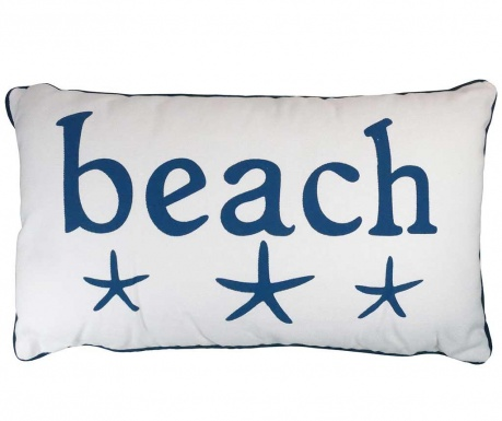 Beach Starfish Díszpárna 28x48 cm
