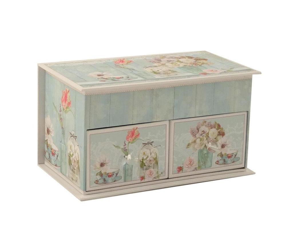 Delicate Flowers Ékszertartó doboz