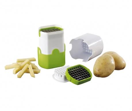Rezalnik za cvrte krompirčke Easy Cut