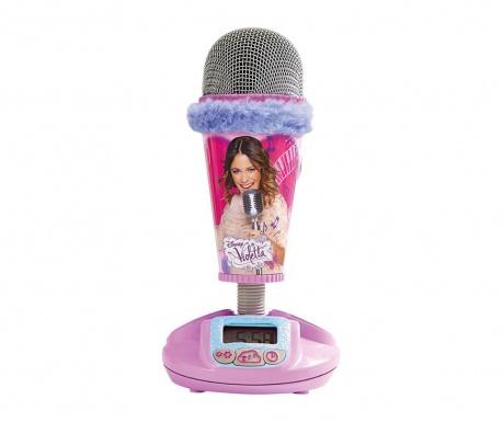 Играчка микрофон Violetta