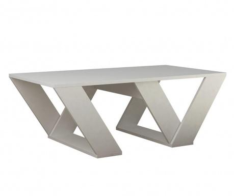 Konferenční stolek Pipra White