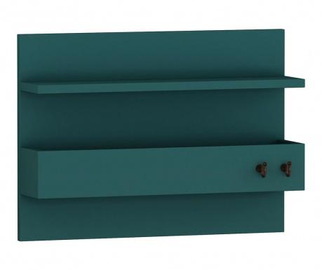 Raft de perete Tika Turquoise