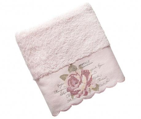 Kopalniška brisača Greta Light Pink