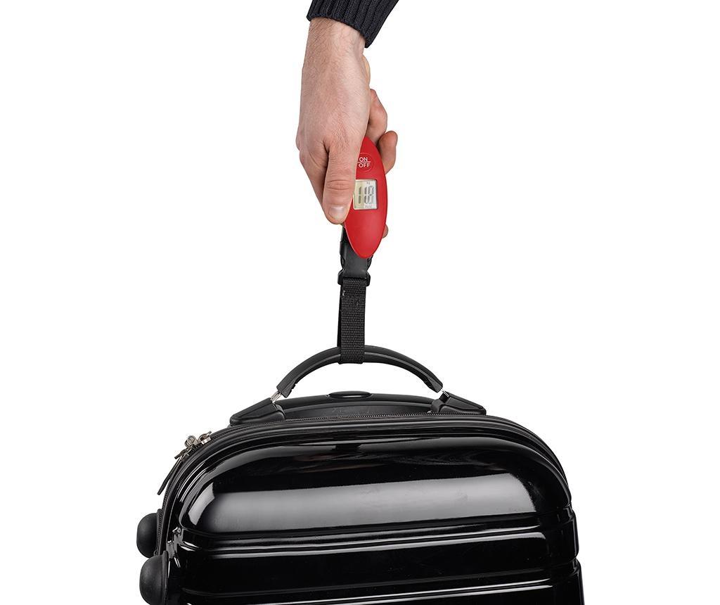 Digitalna tehtnica za prtljago Manny Red