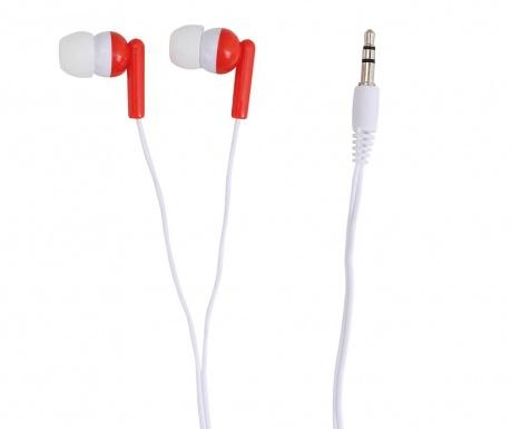 Ακουστικά Plain Red
