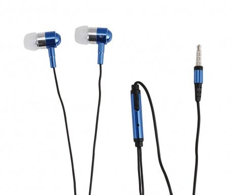 Sluchátka s mikrofonem Dost Blue