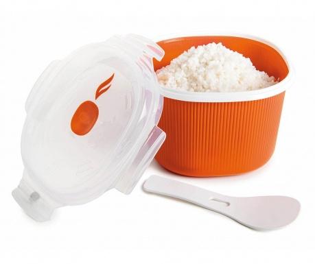 Airtight Orange Müzli készítő tároló 2.7 L