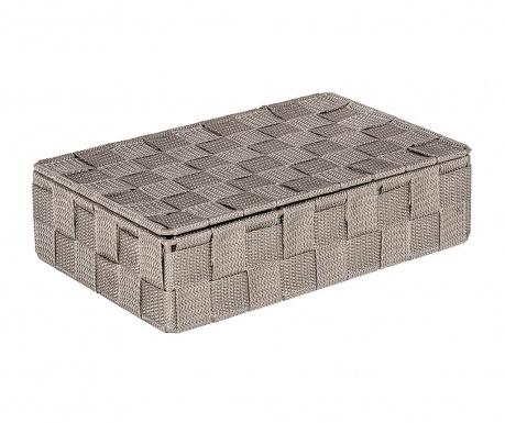 Krabice s víkem Adria Taupe Long