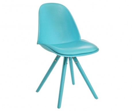 Stolička Chelsea Turquoise