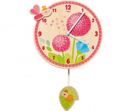 Стенен часовник с махало Dandelion Dream
