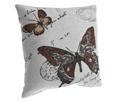 Butterflies Memory Párnahuzat 43x43 cm
