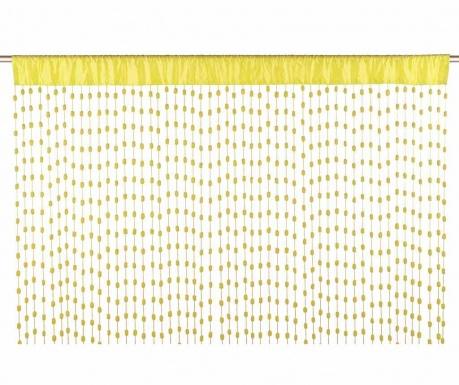Palline Yellow Függöny 140x280 cm